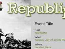 24 Creative Invitation Card Format For Republic Day in Word for Invitation Card Format For Republic Day