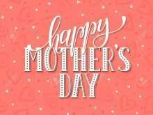24 Creative Mothers Card Templates Greeting Photo by Mothers Card Templates Greeting