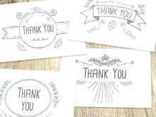 24 Customize Free Quarter Fold Thank You Card Template in Photoshop with Free Quarter Fold Thank You Card Template