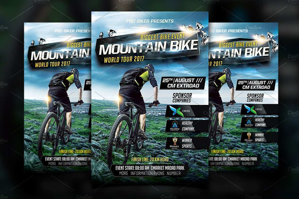 24 Customize Our Free Bike Flyer Template For Free for Bike Flyer Template