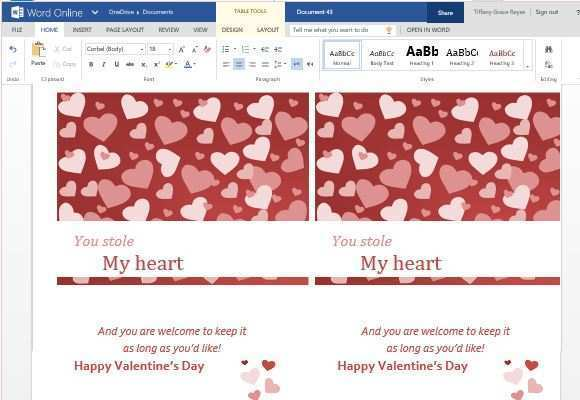 24 Customize Our Free Card Layout On Word Photo for Card Layout On Word