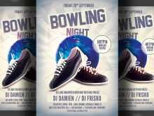 24 Free Printable Bowling Flyer Template Word with Bowling Flyer Template Word