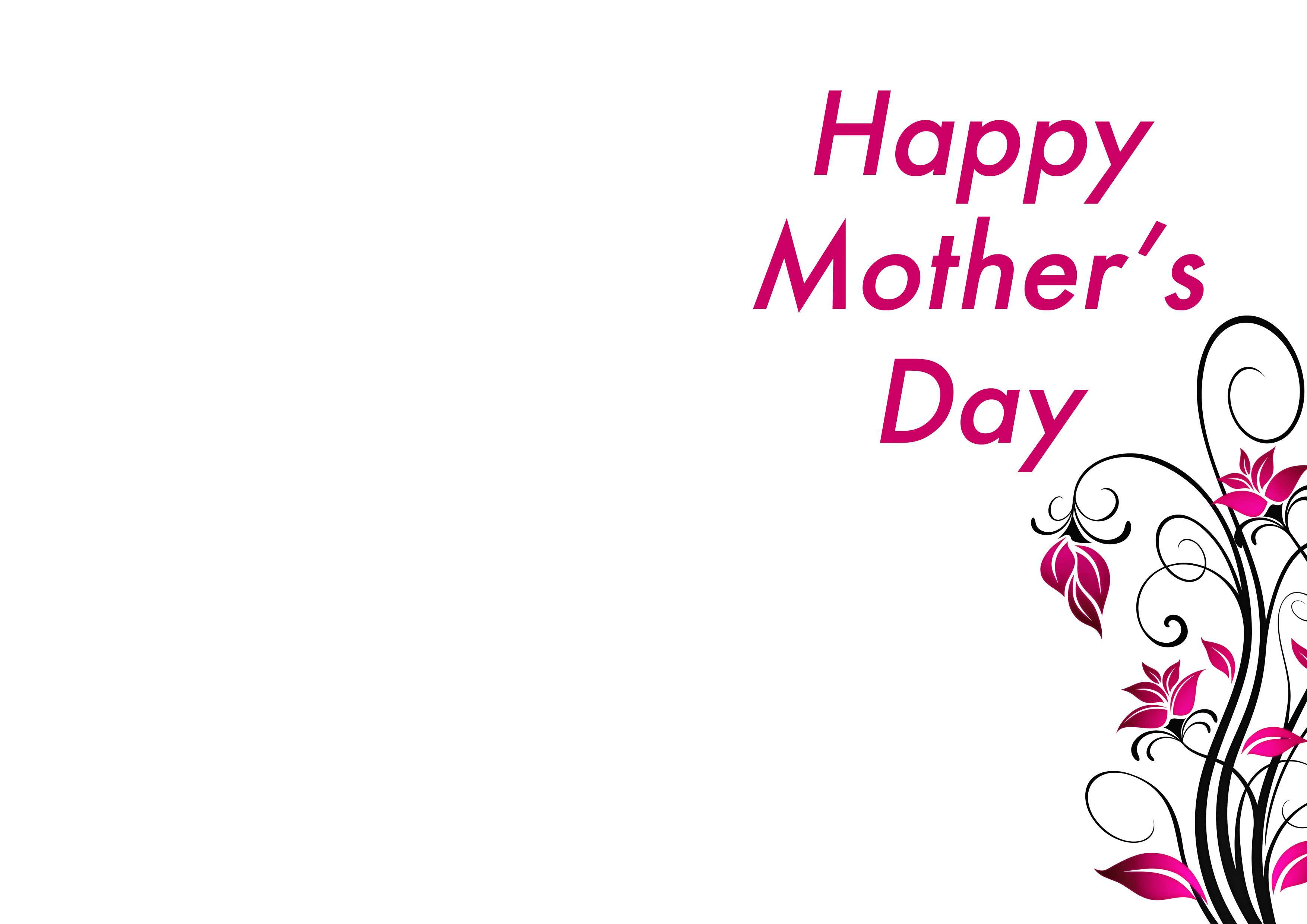 24 Free Printable Mothers Day Greeting Card Template In Photoshop By Printable Mothers Day Greeting Card Template Cards Design Templates