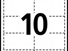 24 Free Printable Word Calling Card Templates Layouts by Word Calling Card Templates