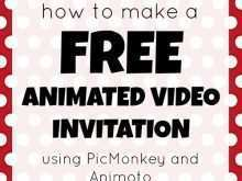 24 How To Create Invitation Card Designs Video in Word for Invitation Card Designs Video
