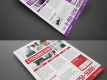 Indesign Templates Flyer
