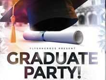 24 Online Graduation Party Flyer Template in Word with Graduation Party Flyer Template