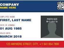 24 Printable Company Id Card Template Word Free Download Layouts by Company Id Card Template Word Free Download