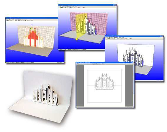 24 Printable Pop Up Card Template Maker Layouts with Pop Up Card Template Maker