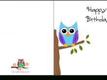 24 Report Birthday Card Templates Printable Formating with Birthday Card Templates Printable