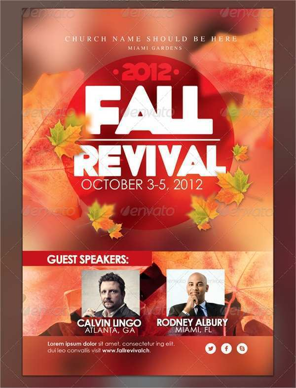 24 Report Church Revival Flyer Template Free Templates by Church Revival Flyer Template Free