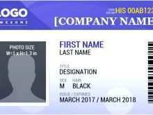 24 Report Company Id Card Template Word Free For Free for Company Id Card Template Word Free
