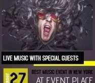 24 Standard Concert Flyer Template With Stunning Design with Concert Flyer Template