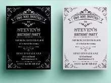 24 Visiting 21St Birthday Card Invitation Templates Download for 21St Birthday Card Invitation Templates