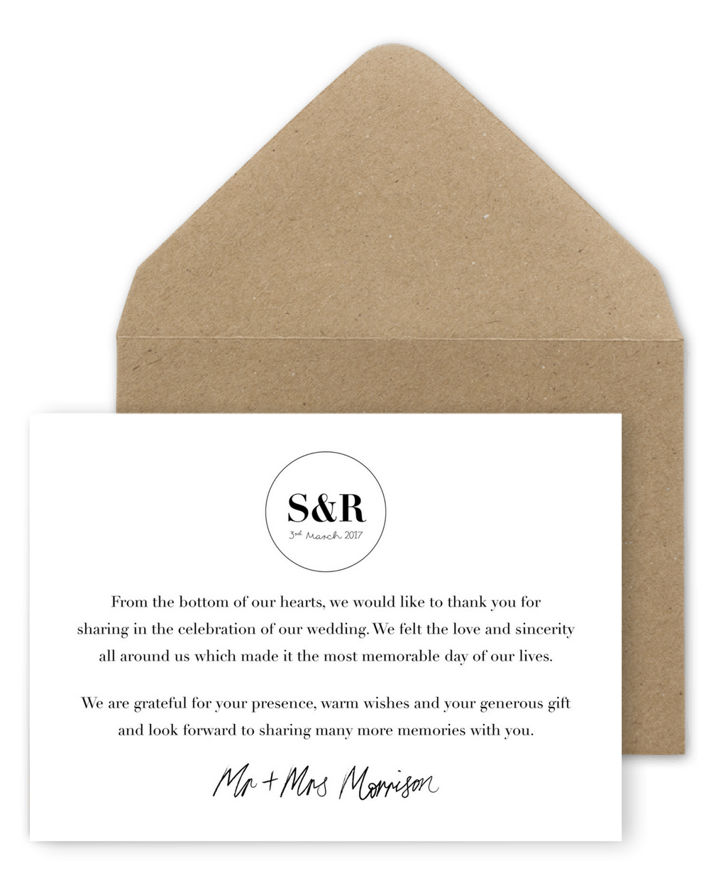 24 Visiting Late Thank You Card Template For Free for Late Thank You Card Template