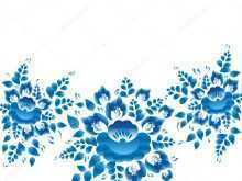 Wedding Card Banner Template