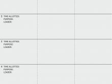 25 Best Meeting Agenda Checklist Template Layouts by Meeting Agenda Checklist Template