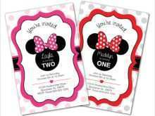 25 Blank Birthday Card Template Minnie Mouse for Ms Word with Birthday Card Template Minnie Mouse