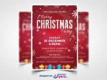 Free Christmas Flyer Templates Download