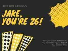25 Creative Birthday Card Template Canva Templates with Birthday Card Template Canva