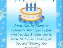 25 Creative Birthday Card Template In Word Maker for Birthday Card Template In Word