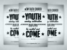 Youth Group Flyer Template Free
