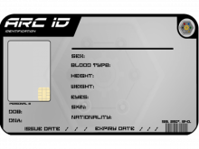 25 Customize Nasa Id Card Template Formating for Nasa Id Card Template