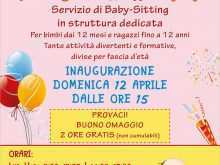 25 Customize Our Free Babysitting Flyers Template Photo for Babysitting Flyers Template