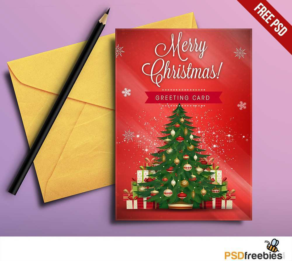 25 Customize Our Free Christmas Card Templates Psd Free in Photoshop with Christmas Card Templates Psd Free