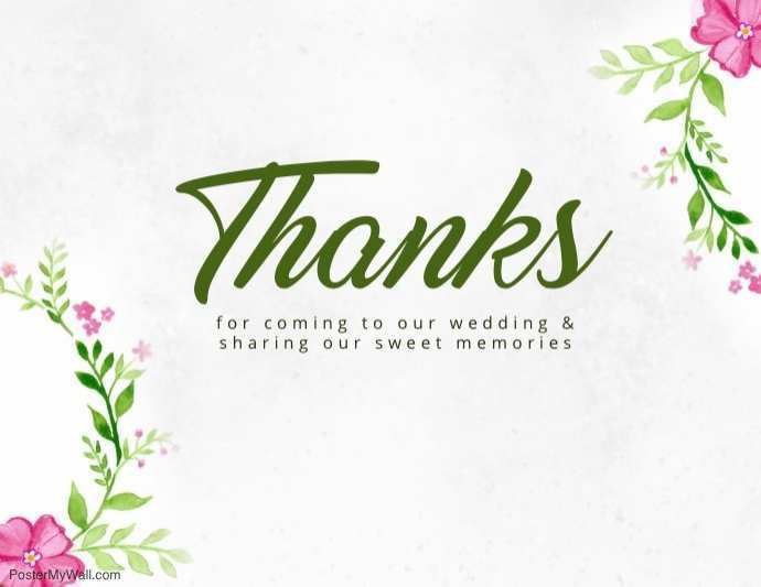 25 Customize Thank You Card Template Images PSD File with Thank You Card Template Images