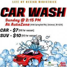 25 Free Car Wash Flyer Template Free PSD File with Car Wash Flyer Template Free