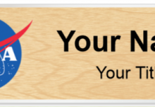 25 Free Printable Nasa Id Card Template For Free for Nasa Id Card Template
