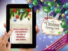 25 How To Create Christmas Card Template App Layouts with Christmas Card Template App