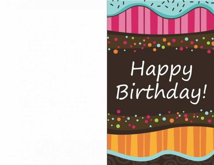 25 Online Birthday Card Template Word 2016 Download by Birthday Card Template Word 2016