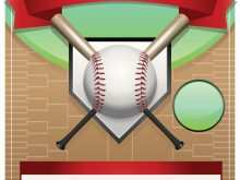 25 Standard Baseball Flyer Template Free for Ms Word with Baseball Flyer Template Free