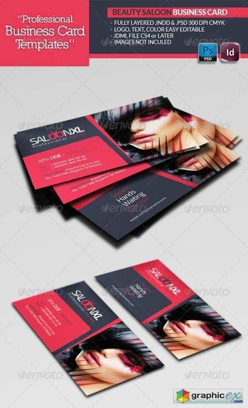 25 Standard Beauty Salon Business Card Template Free Download With Stunning Design with Beauty Salon Business Card Template Free Download