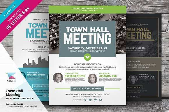25 Standard Meeting Flyer Template Templates with Meeting Flyer Template
