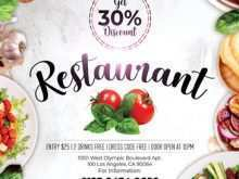 25 The Best Restaurant Grand Opening Flyer Templates Free For Free for Restaurant Grand Opening Flyer Templates Free