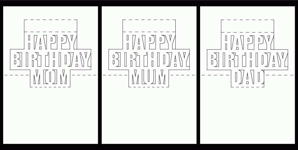 26 Adding Pop Up Card Templates Birthday Cake Now with Pop Up Card Templates Birthday Cake