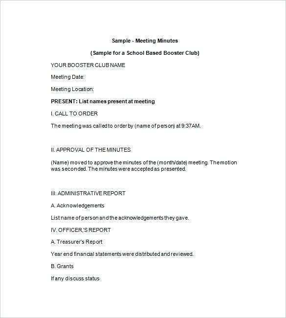 26 Agm Agenda Template Charity in Word by Agm Agenda Template Charity