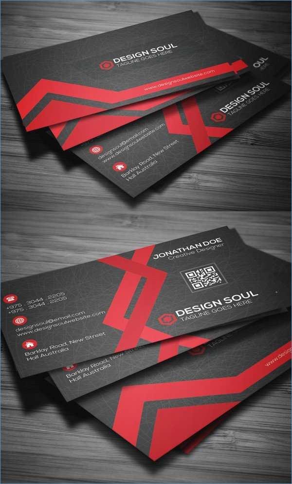 26 Best Business Card Templates Australia Maker for Business Card Templates Australia