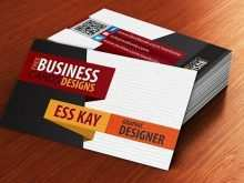 26 Best Business Card Templates For Photoshop For Free with Business Card Templates For Photoshop