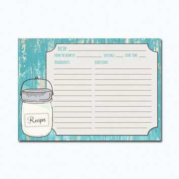 26 Blank 5 X 7 Recipe Card Template for Ms Word with 5 X 7 Recipe Card Template
