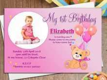 26 Blank Birthday Invitation Card Template For Girl Photo for Birthday Invitation Card Template For Girl