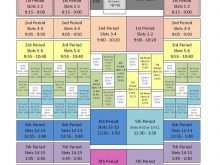 26 Creating 7 Period Class Schedule Template for Ms Word for 7 Period Class Schedule Template
