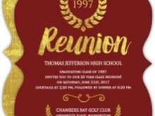 26 Creating Invitation Card Reunion Sample in Photoshop for Invitation Card Reunion Sample