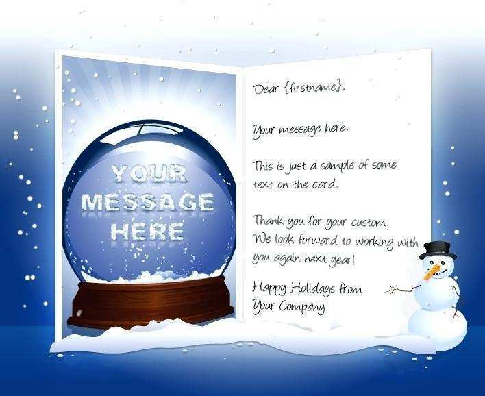 26 Customize Email Christmas Card Template Uk in Word with Email Christmas Card Template Uk