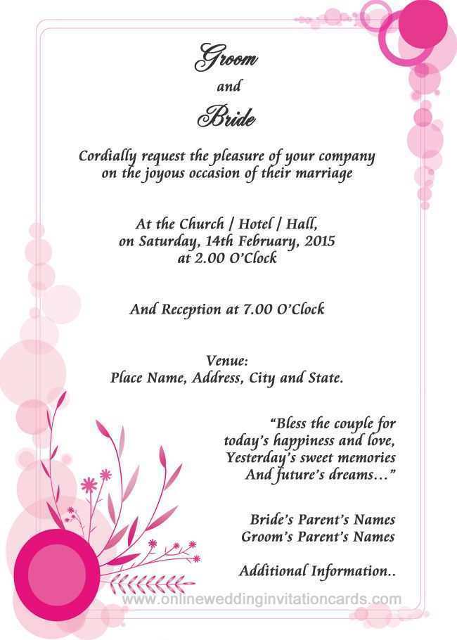 26 Customize Invitation Card Name Format in Photoshop for Invitation Card Name Format