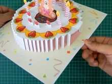 26 Customize Pop Up Card Pattern Cake Maker by Pop Up Card Pattern Cake