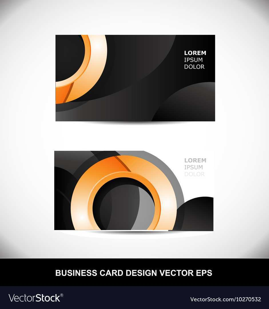 26 How To Create Business Card Templates Eps Photo for Business Card Templates Eps